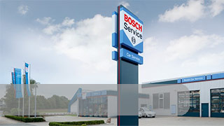 Bosch Car Service partner